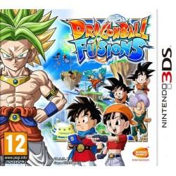 3DS DRAGON BALL FUSIONS - Jeux 3DS au prix de 19,95€