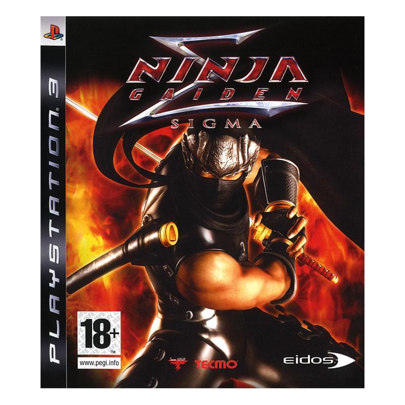 PS3 NINJA GAIDEN SIGMA - Jeux PS3 au prix de 9,95€