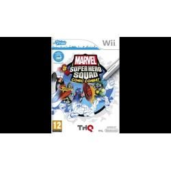 WII MARVEL SUPER HERO SQUAD - Jeux Wii au prix de 6,95€