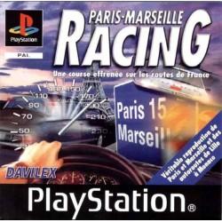 PSX PARIS MARSEILLE RACING - Jeux PS1 au prix de 1,95€