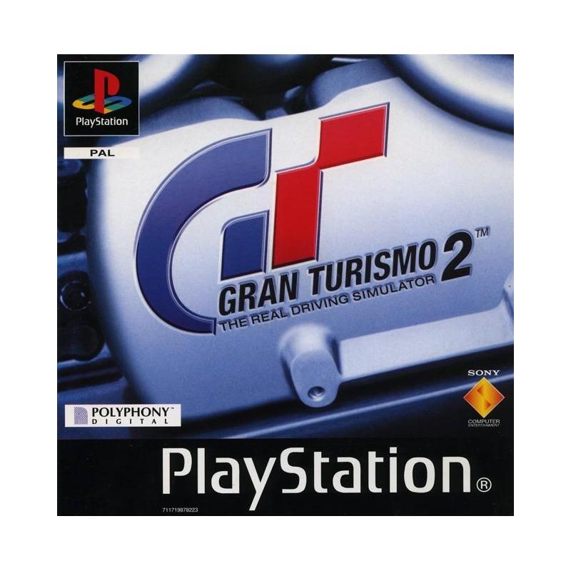 PSX GRAN TURISMO 2 - Jeux PS1 au prix de 4,95€