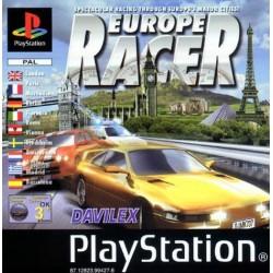 PSX EUROPE RACING (JI) - Jeux PS1 au prix de 2,95€