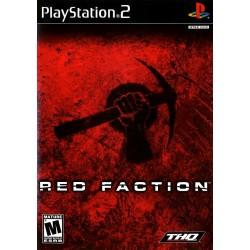 PS2 RED FACTION - Jeux PS2 au prix de 2,95€