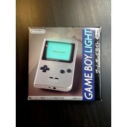 CONSOLE GAMEBOY LIGHT SILVER EN BOITE (IMPORT JAP) - Consoles Game Boy au prix de 219,95€