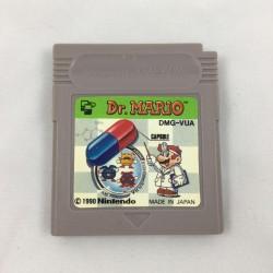 GB DR MARIO (LOOSE ET IMPORT JAP) - Jeux Game Boy au prix de 6,95€