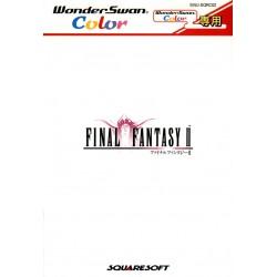 WS FINAL FANTASY 2 EN BOITE (IMPORT JAP) - WonderSwan au prix de 19,95€