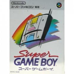 SN SUPER GAMEBOY (IMPORT JAP) - Accessoires Super NES au prix de 19,95€