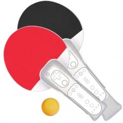 WII RAQUETTE PING PONG - Accessoires Wii au prix de 4,95€