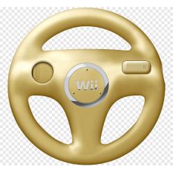WII GOLDEN WHEEL - Accessoires Wii au prix de 29,95€