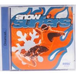 DC SNOW SURFERS (SANS NOTICE) - Jeux Dreamcast au prix de 6,95€