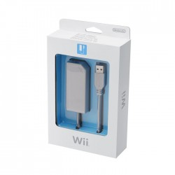 WII ADAPTATEUR LAN - Accessoires Wii au prix de 11,95€