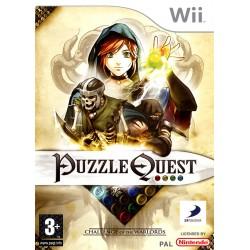 WII PUZZLE QUEST - Jeux Wii au prix de 9,95€
