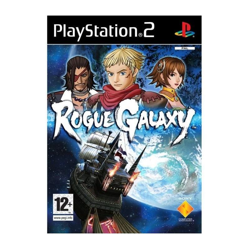 PS2 ROGUE GALAXY - Jeux PS2 au prix de 19,95€