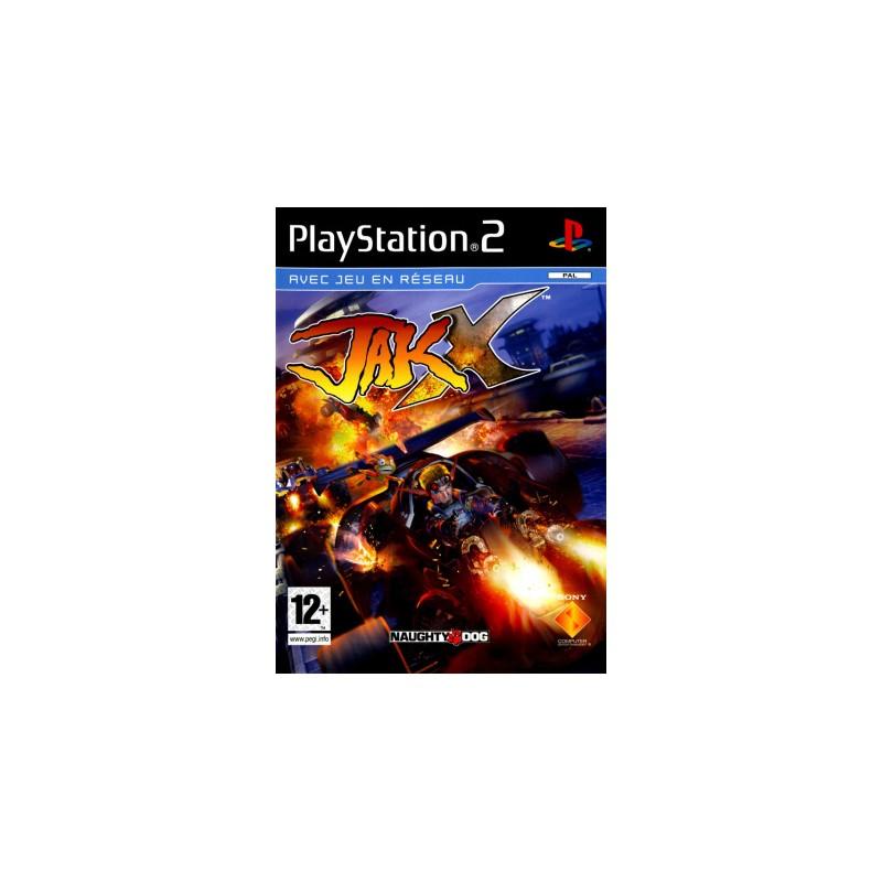 PS2 JAK X - Jeux PS2 au prix de 9,95€