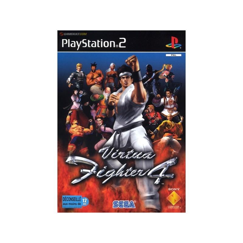 PS2 VIRTUA FIGHTER 4 - Jeux PS2 au prix de 4,95€