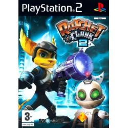 PS2 RATCHET ET CLANK 2 - Jeux PS2 au prix de 14,95€