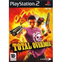 PS2 TOTAL OVERDOSE - Jeux PS2 au prix de 3,95€