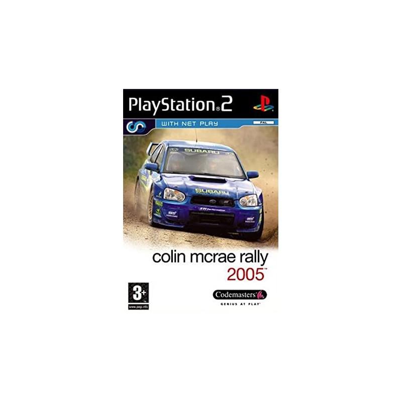 PS2 COLIN MC RAE RALLY 5 - Jeux PS2 au prix de 3,95€
