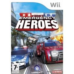 WII EMERGENCY HEROES - Jeux Wii au prix de 4,95€