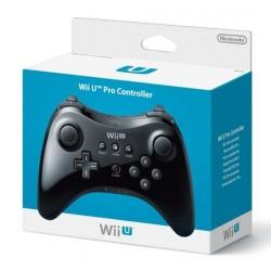 WIU WII U PRO CONTROLLER NOIR - Accessoires Wii U au prix de 0,00€