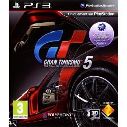 PS3 GRAN TURISMO 5 COLL - Jeux PS3 au prix de 6,95€