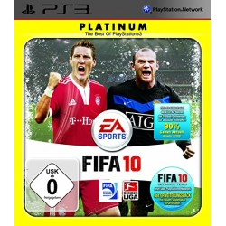 PS3 FIFA 10 PLATINUM - Jeux PS3 au prix de 5,00€