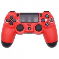 MANETTE PS4 DUALSHOCK 4 ROUGE OCC - Accessoires PS4 au prix de 39,95€