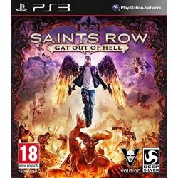 PS3 SAINTS ROW IV GAT OUT OF HELL EDITION RE - Jeux PS3 au prix de 24,95€