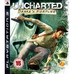 PS3 UNCHARTED DRAKE S FORTUNE VERSION UK - Jeux PS3 au prix de 7,95€