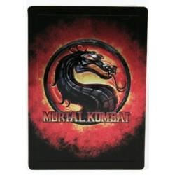 PS3 MORTAL KOMBAT STEELBOOK - Jeux PS3 au prix de 12,95€