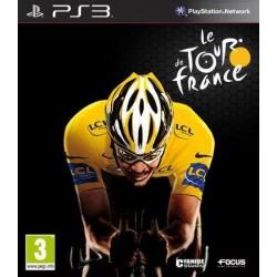 PS3 TOUR DE FRANCE 2011 - Jeux PS3 au prix de 19,95€