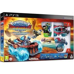 PS3 SKYLANDERS SUPERCHARGERS (PACK DE DEMARRAGE) - Jeux PS3 au prix de 19,95€