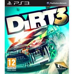 PS3 DIRT 3 UK - Jeux PS3 au prix de 12,95€