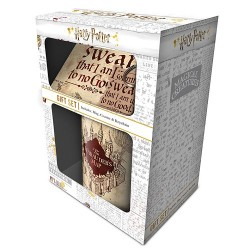 COFFRET CADEAU HARRY POTTER MARAUDERS MAP - Autres Goodies au prix de 14,95 €