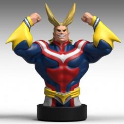 BUSTE TIRELIRE MY HERO ACADEMIA ALL MIGHT 25 CM - Autres Goodies au prix de 29,95€