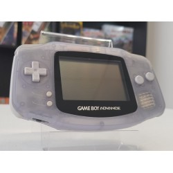 CONSOLE GAME BOY ADVANCE GRISE TRANSPARENTE - Consoles Game Boy Advance au prix de 29,95€