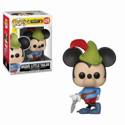 POP DISNEY 429 MICKEY BRAVE LITTLE TAILOR - Figurines POP au prix de 14,95 €