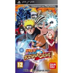PSP NARUTO KIZUNA DRIVE - Jeux PSP au prix de 9,95€