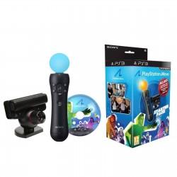 PS3 MOVE STARTER PACK - Accessoires PS3 au prix de 36,95€