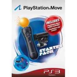 PS3 PLAYSTATION MOVE PACK DECOUVERTE - Accessoires PS3 au prix de 24,95€