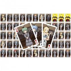 JEU DE CARTES ASSASSINATION CLASSROOM - Cartes à collectionner ou jouer au prix de 9,95€