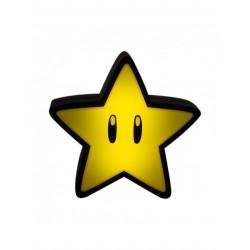LAMPE SUPER MARIO SONORE SUPER STAR - Lampes Décor au prix de 14,95€