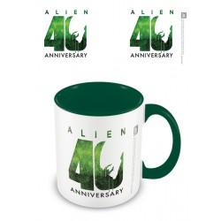 MUG ALIEN 40 ANNIVERSARY 315ML - Mugs au prix de 9,95€