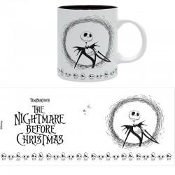 MUG NIGHTMARE BEFORE CHRISTMAS JACK 320ML - Mugs au prix de 9,95€