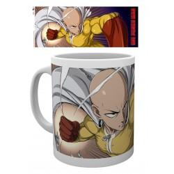 MUG ONE PUNCH MAN SAITAMA PUNCH 315ML - Mugs au prix de 9,95€