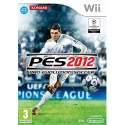 WII PRO EVOLUTION SOCCER ( PES ) 2012 - Jeux Wii au prix de 7,95€