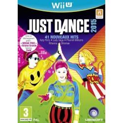 WIU JUST DANCE 2015 - Jeux Wii U au prix de 7,95€