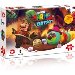 PUZZLE SUPER MARIO ODYSSEY AVIATION - Puzzles au prix de 11,95 €