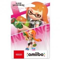 AMIIBO SUPER SMASH BROS 64 INKLING - Figurines NFC au prix de 19,95€