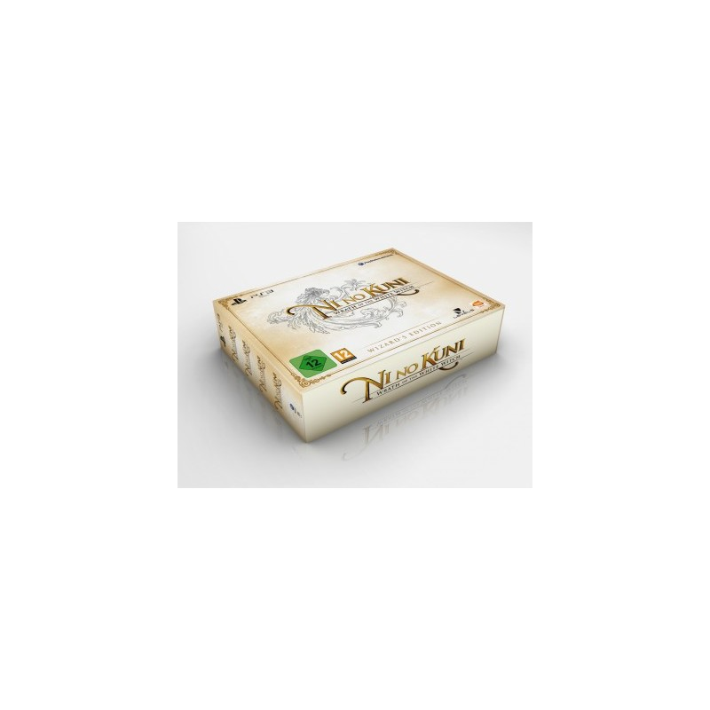 PS3 NI NO KUNI WIZARD S COLLECTOR EDITION - Jeux PS3 au prix de 119,95€